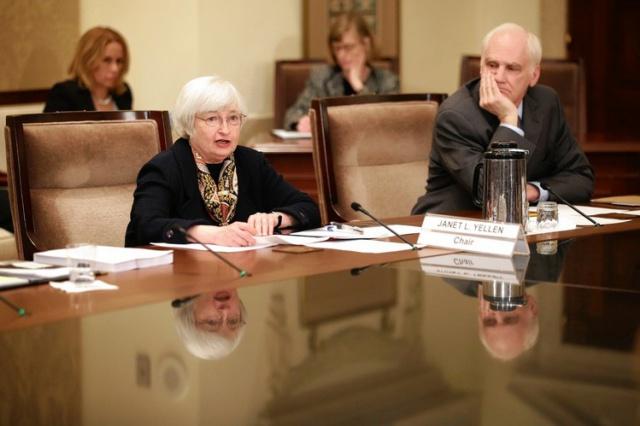 Тарулло: ФРС не стоит