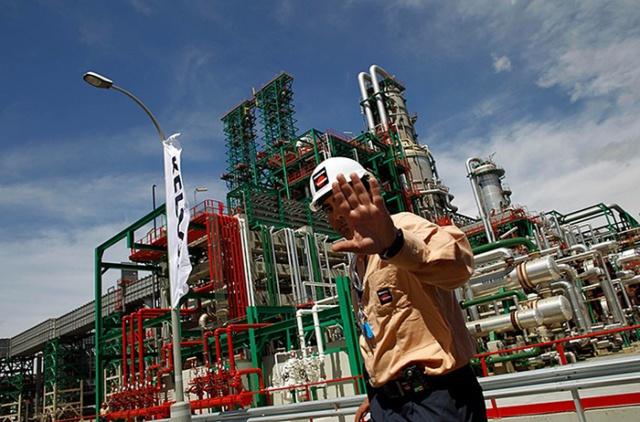 Repsol продает активы