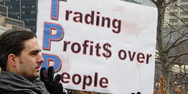 Оппоненты ТТП обещают