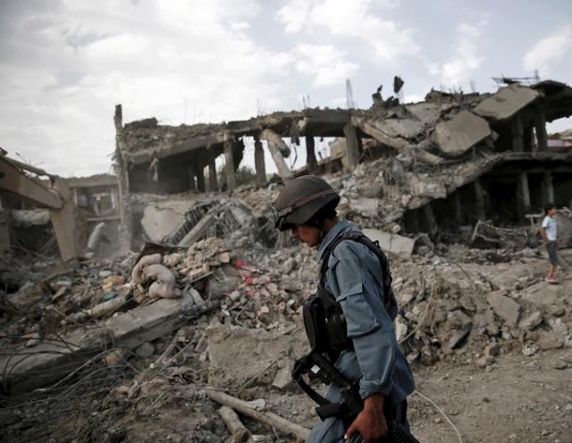 Путин: в Афганистане