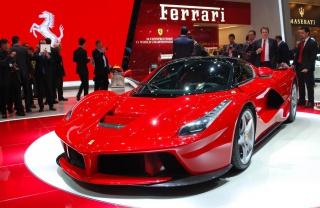 Ferrari привлекла на IPO