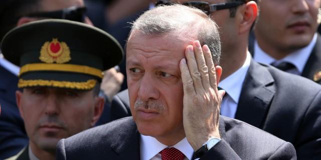 Турция на пороге хаоса