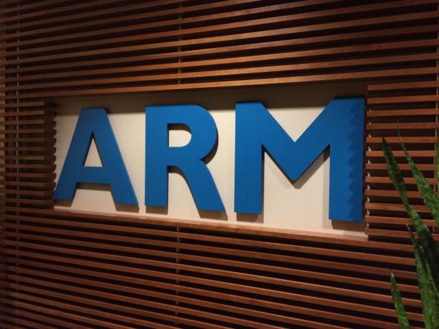 Акции ARM растут на фоне