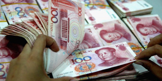 Как Китай прячет отток