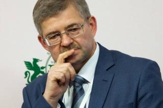 Тулин: зависимость рубля