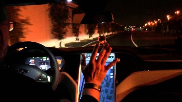 Автопилот Tesla одобрен