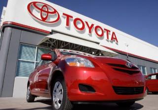 Toyota вернула себе