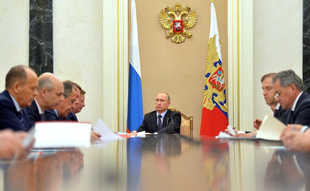Путин: зарубежные