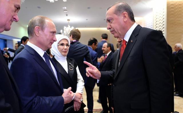 Турция подала иск к