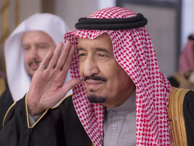 Зачем король Саудовской