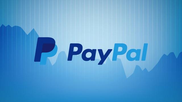 PayPal отчитался впервые