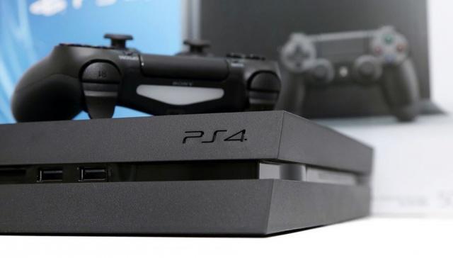 Продажи PlayStation 4