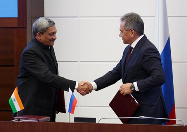СМИ: РФ и Индия
