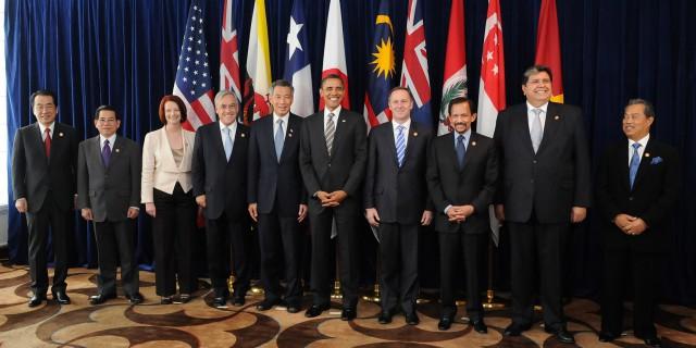 Соглашение о ТТП разорит