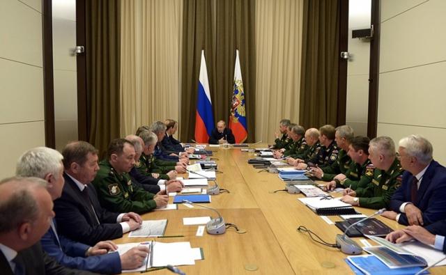 Путин: России не нужна