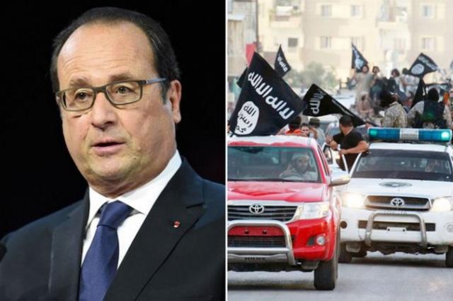 Stratfor: Франция может