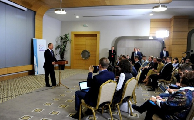 Путин: ИГ спонсируют 40