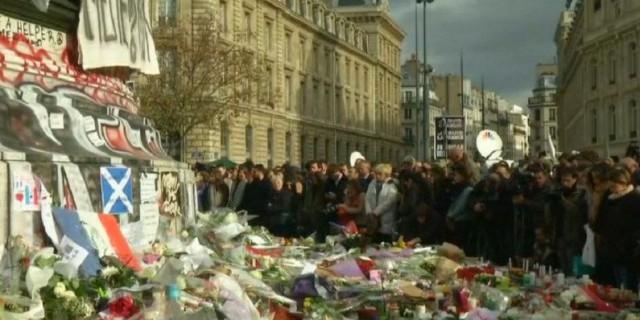 Атаки террористов и