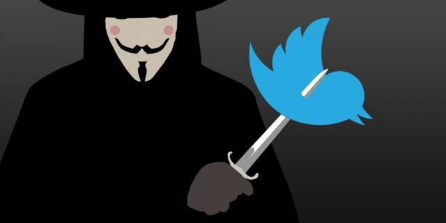 Хакеры Anonymous нанесли