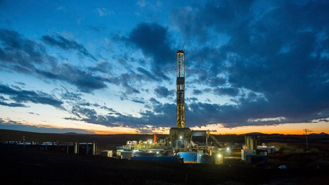 Нефтедобыча в Северной