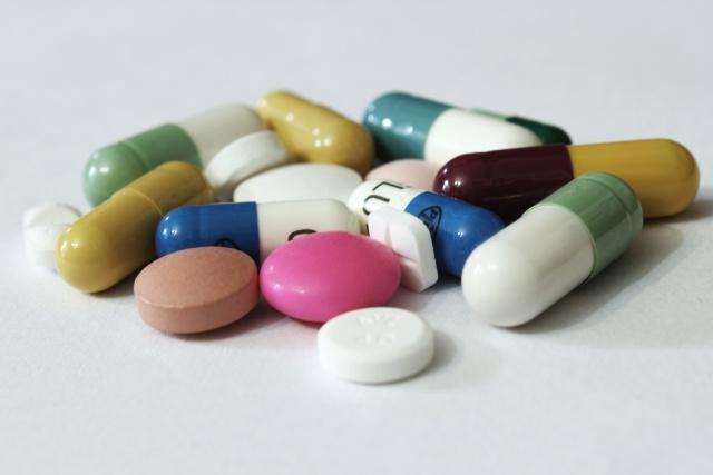 Затраты на лекарства в