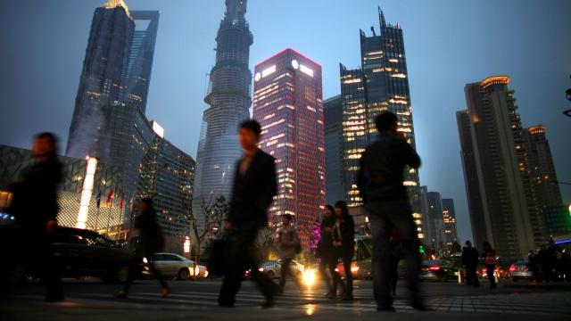 Китай зачищает