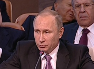 Путин: спрос на газ