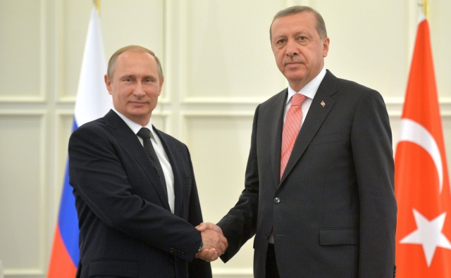 Россия и Турция: на кону