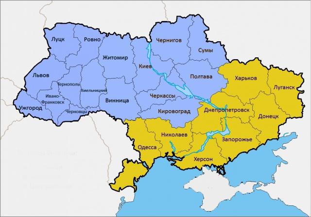 Украина закрыла свое