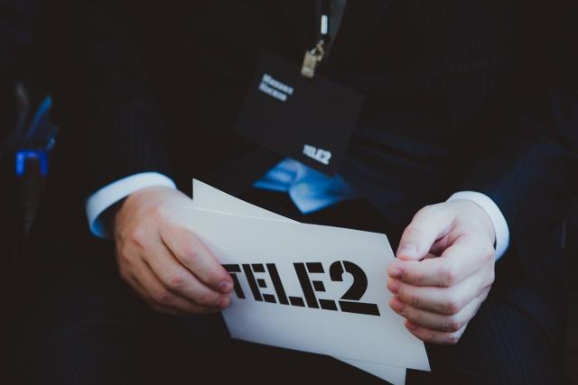 Выручка Tele2 упала на