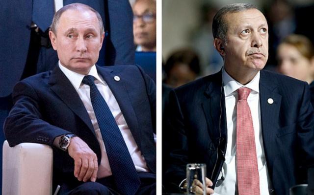 Путин: Су-24 сбили для