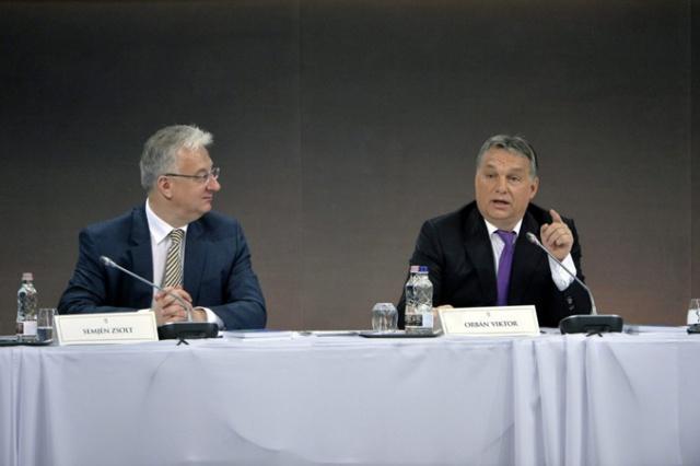 Орбан: ЕС и Турция