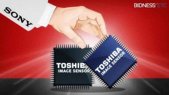 Sony покупает у Toshiba