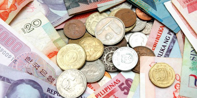 Падение валютных