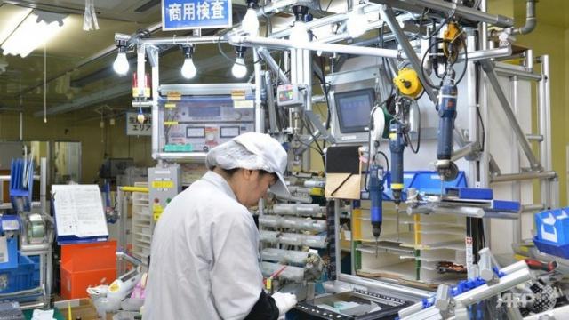 Экономика Японии в III