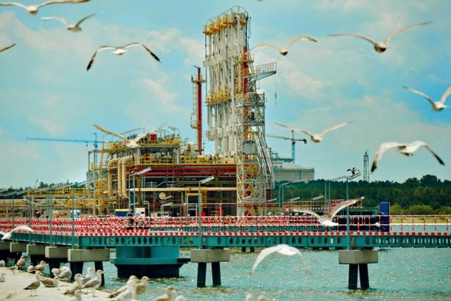 Рынок газа: Польша