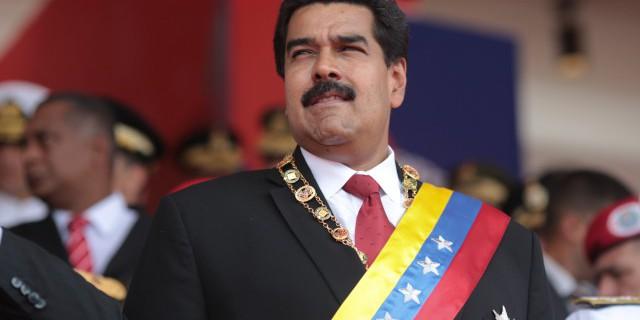 Правительство Мадуро