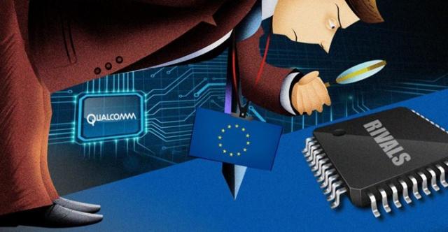 Власти ЕС обвинили