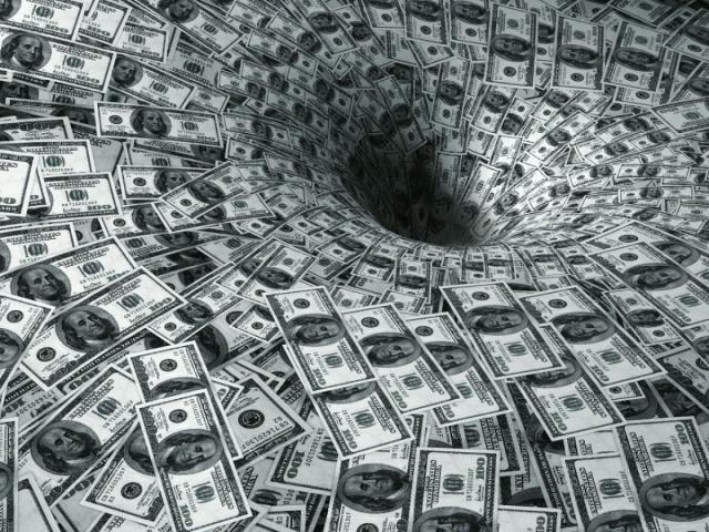 ЦБР: отток капитала за