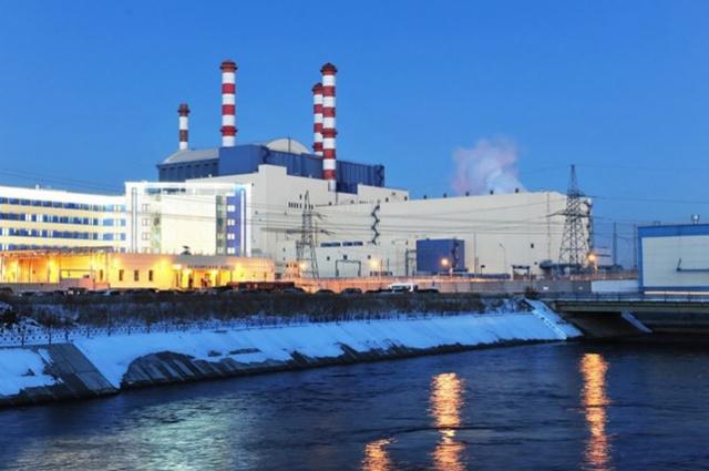 АЭС с  quot;реактором