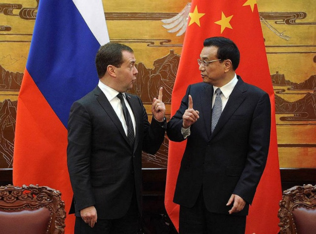 Китай предложил зону
