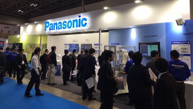 Panasonic представила