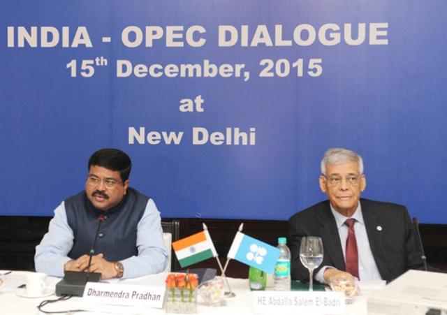 ОПЕК: экспорт нефти из