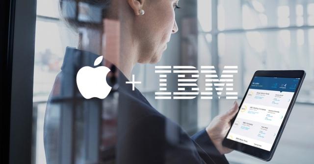 IBM и Apple выпустили