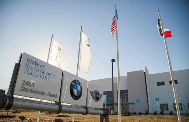 США оштрафовали BMW на