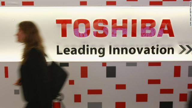 Toshiba ждет крупный