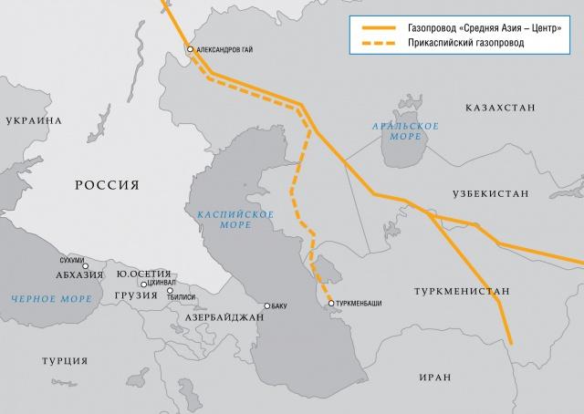 Туркмения возродит