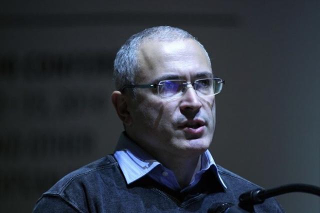 СК РФ: Ходорковский