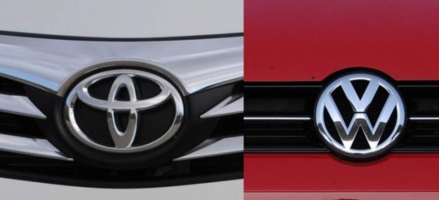 Toyota продолжает