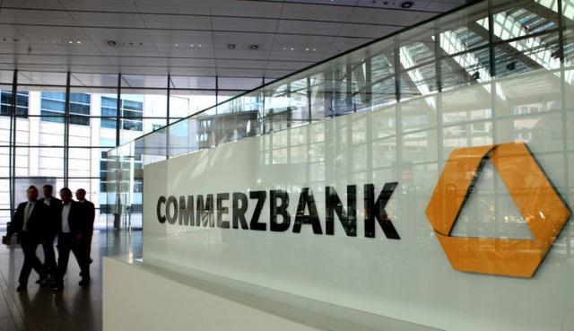 Commerzbank подал иск к